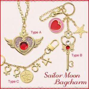 Sailor Moon Bag Charm