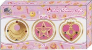 Sailor Moon Accessory Clips