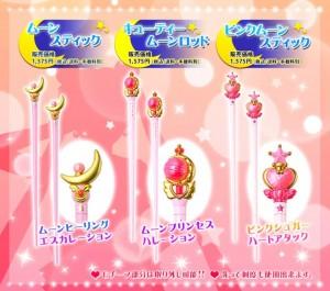 Sailor Moon Essstäbchen