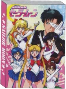 Prism All Sailor Moon Soldier Memo A6