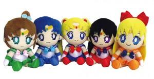 Sailor Moon Mini Plush