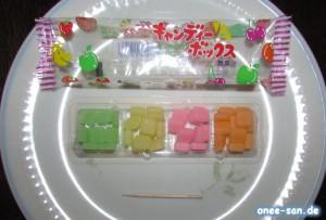 Kyoshin Candy Box