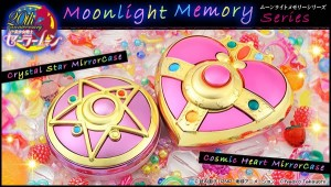 Sailor Moon Moonlight Memory Mirror Case