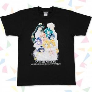 Sailor Moon 20th Anniversary Live Tshirt